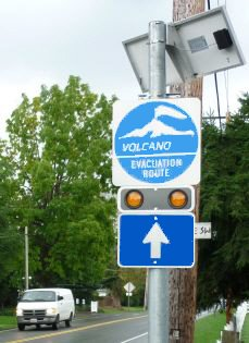 Flashing ALERT Sign Retrofit Example